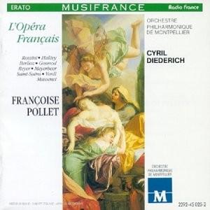 CD L'opéra français