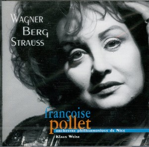 CD Wagner Berg Strauss